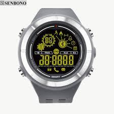 SENBONO <b>EX32</b> Sport Watch Bluetooth Pedometer <b>Smart Watch</b> ...