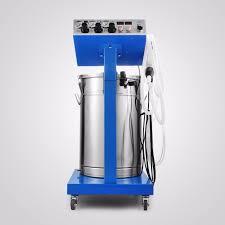 vevor new electrostatic spray powder coating system machine spraying paint system powder coating equipment