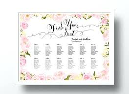 Excel Seating Chart Template Wedding Excel Seating Chart Template Wedding For Free Plan Word Cha Ooojo Co