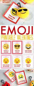Day Cards To Print Valentines Day Gifts Emoji Printable S Day Cards Free