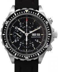 top 10 rugged watches marathon chronograph pilot s watch