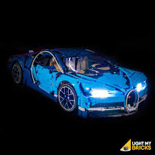 Lego Bugatti Chiron Light Kit Installation Lego Bugatti Chiron 42083 Light Kit