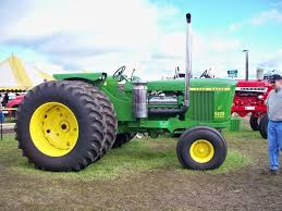 top 114 ideas about john deere old tractors models kinze repowered 5020 john deere 5020