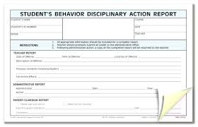 Disaplinary Forms Template Employee Discipline Form Template Word Disciplinary