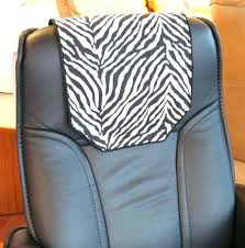armchair headrest covers how to make a recliner headrest cover recliner chair headrest cover black white zebra by chair headrest covers suppliers
