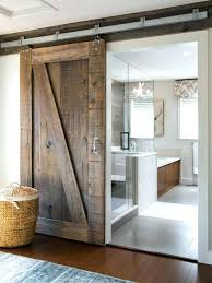 How To Install A Bathroom Enchanting How To Install Sliding Bathroom Door How To Install A Sliding Door