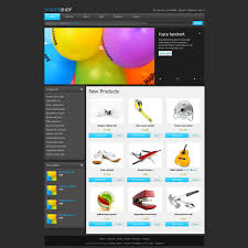 Free Templates Free Download Free Template 352 Station Shop