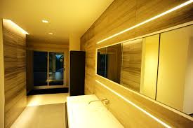bathroom strip lighting. Po Of Lite Line Illuminations Los Gatos Ca United States Recessed Led Bathroom Strip Lighting E