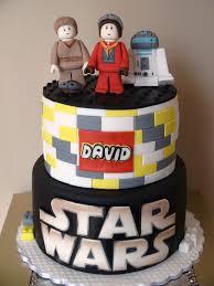Star Wars Lego Decorations Lego Star Wars Cake Flickr Photo Sharing Masons 7th