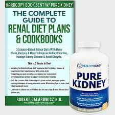 Diet Chart For Kidney Transplant Patients Pure Kidney Supplement An Complete Guide To Renal Diet Plans And Cookbooks 3 Kidney Diet Books