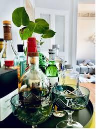Minibar Bar Drinks Cheers Esszimmer Altbau Al