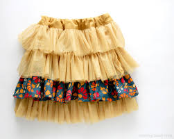 fabric and tulle skirt 21 things to do with tulle besides tutus