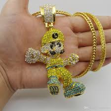 us 7 47 9 99 piece new men bling bling iced out
