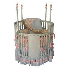 Sage Floral Crib