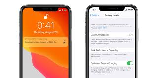 What Does A Battery Light Mean Ios 13 Iphone Features What Is Optimized Battery Charging