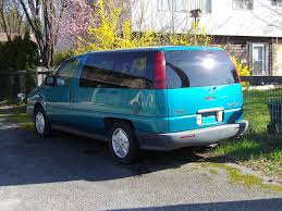 94-'96 Chevrolet Lumina APV | Looks immaculate. | Foden Alpha | Flickr