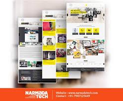 Good Cms Design Pin By Narmada Tech Solutions Pvt Ltd On Website Design