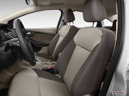 2016 ford focus front seat