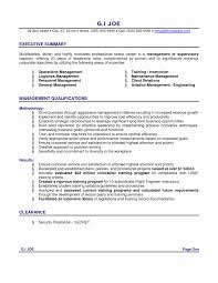 Functional Summary Examples Examples Of Functional Resume Mailroom