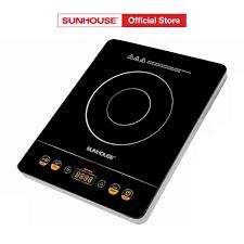 Mã ELMALL11 giảm 6% đơn 500K] Bếp hồng ngoại cảm ứng SUNHOUSE SHD6020