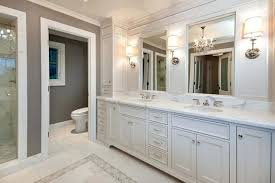 Traditional Master Bathrooms Master Bath In White Traditional