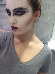 black swan makeup photo 20