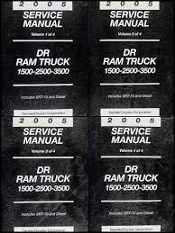 dodge ram truck wiring diagram manual original related items