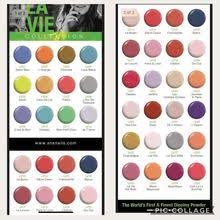 Sns Color Chart New Sns Bos Collection 24 Colors Tt Nail Supplies