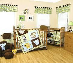 zoo themed nursery trend lab zoo crib bedding set safari themed baby bedroom baby girl zoo themed nursery