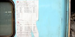 Indian Railway Reservation Chart Indian Railways To Remove Reservation Charts From 7 Major
