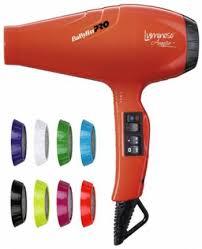 <b>Babyliss</b> Pro <b>Luminoso</b> Arancio Ionic 2100W BAB6350IOE ...