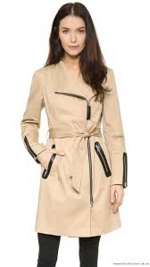 useful mackage sand estelle trench