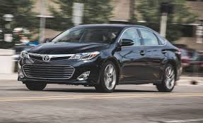 2018 Toyota Avalon Quick Take | Review | Car and Driver