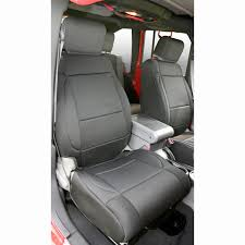 hover to zoom rugged ridge 01 neoprene front seat covers