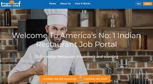How To Get A Restaurant Job Tadkachef Helps Curry Chefs Get Indian Restaurant Jobs