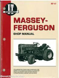 massey ferguson massey harris 1010 1020 tractor manual
