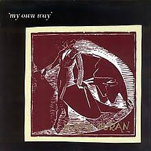My Own Way Song Wikipedia