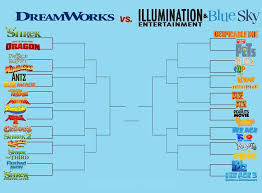 Disney Movie Chart The Internet Is Obsessed Over These Disney Pixar Brackets