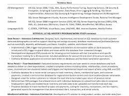 Sample Resume For Sql Developer Resume Cv Cover Letter