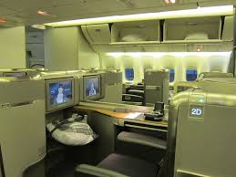Review American Airlines First Class 777 300er London To