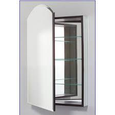 robern m series 16x30 medicine cabinet arch door bevel edge left side hinges 1514 framed medicine cabinet d52