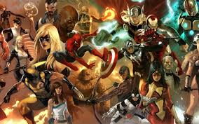 Marvel Heroes wallpaper, Marvel Comics ...