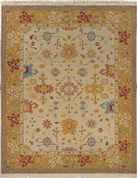 rug cream yellow red blue zoom