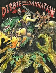 Debbie Does Damnation (1999) starring Eric Brummer on DVD - DVD ...