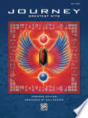 <b>Journey</b>: <b>Greatest Hits</b>: Easy Piano Sheet Music Songbook Collection
