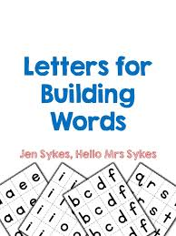 words free download letters for building words free download hello mrs sykes