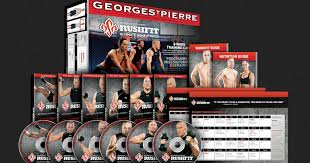 dvd review rushfit home fitness program from georges st pierre breaking muscle