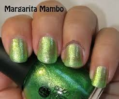 Details About New Fingerpaints Nail Color Margarita Mambo Finger Paints Polish Green Shimmer