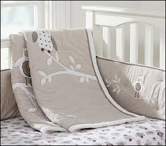owl baby bedding pottery barn