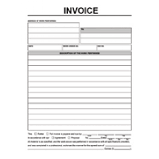 invoice forms contractor invoice templates free invoice template